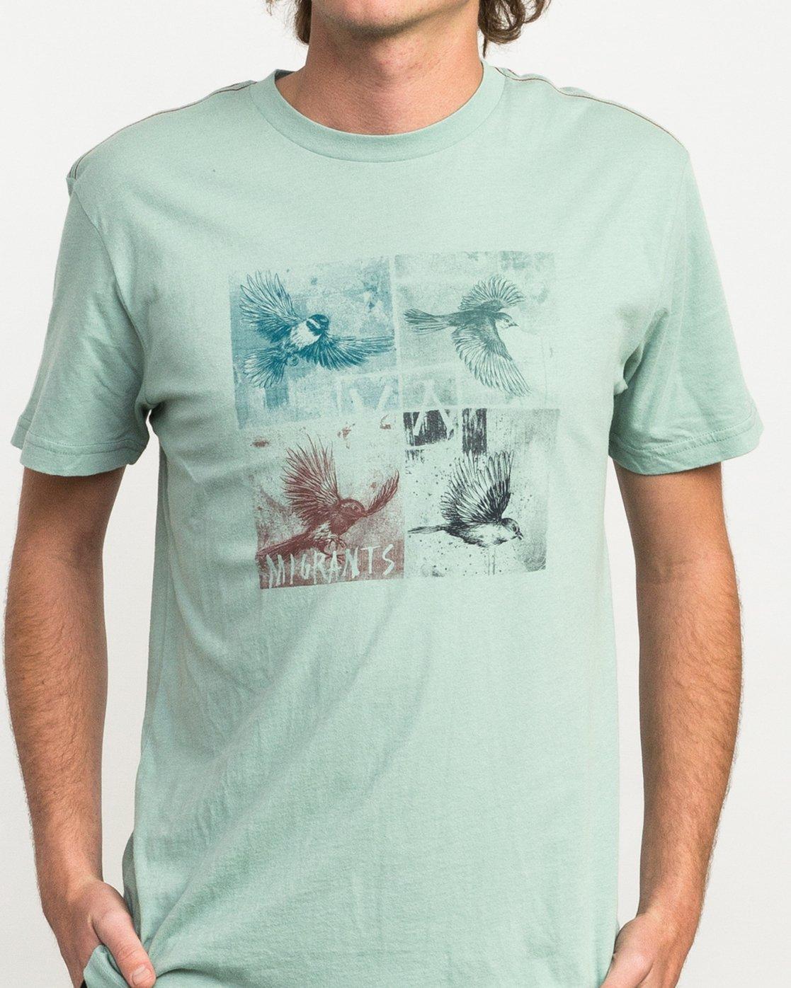 5 Migration T-Shirt  M422QRMI RVCA