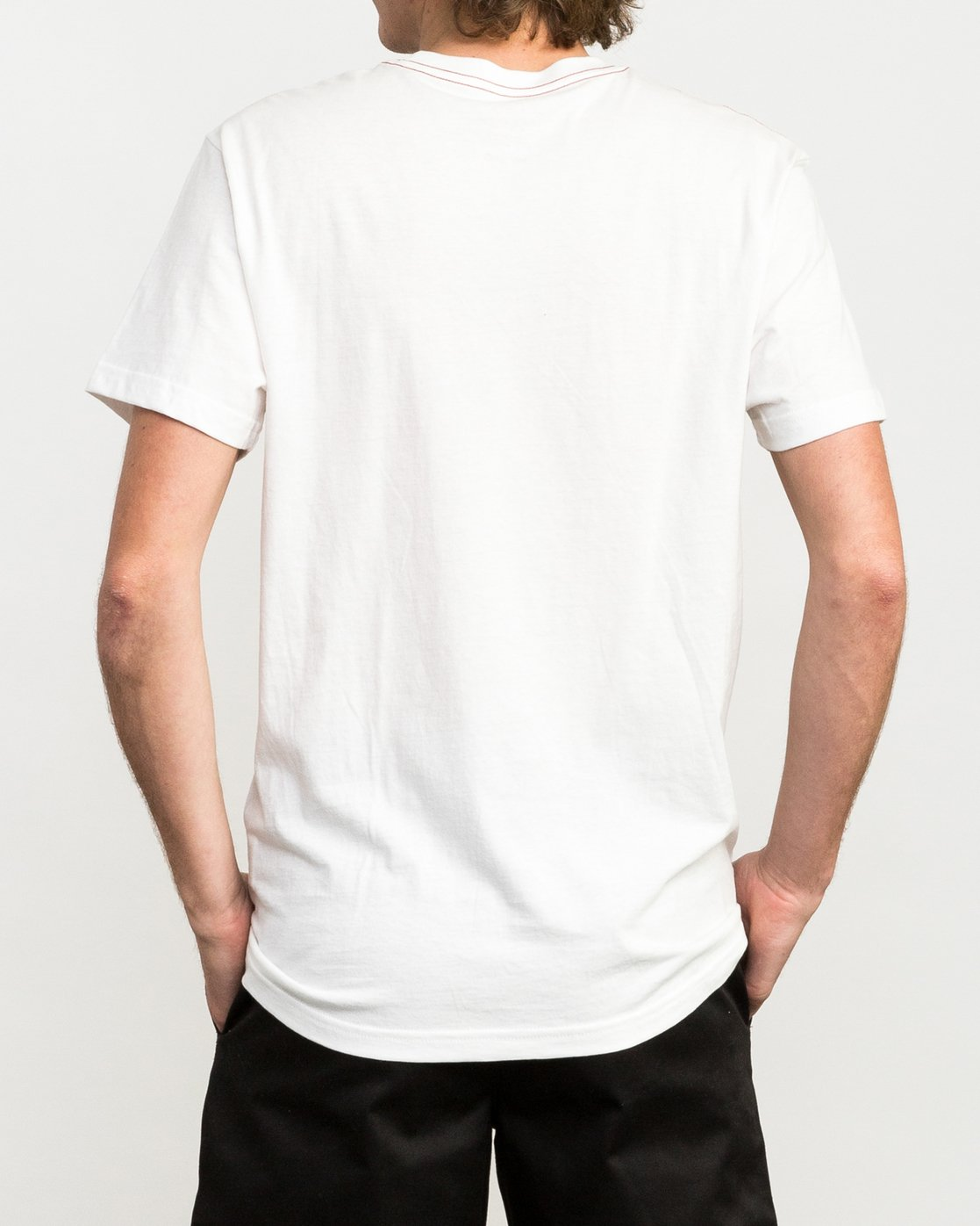 3 Day Stripe Pocket T-Shirt  M424QRDA RVCA