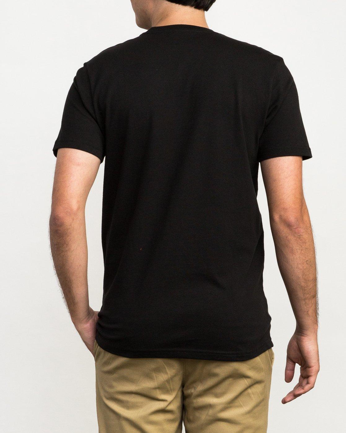 2 Global Hex T-Shirt  M426QRGL RVCA