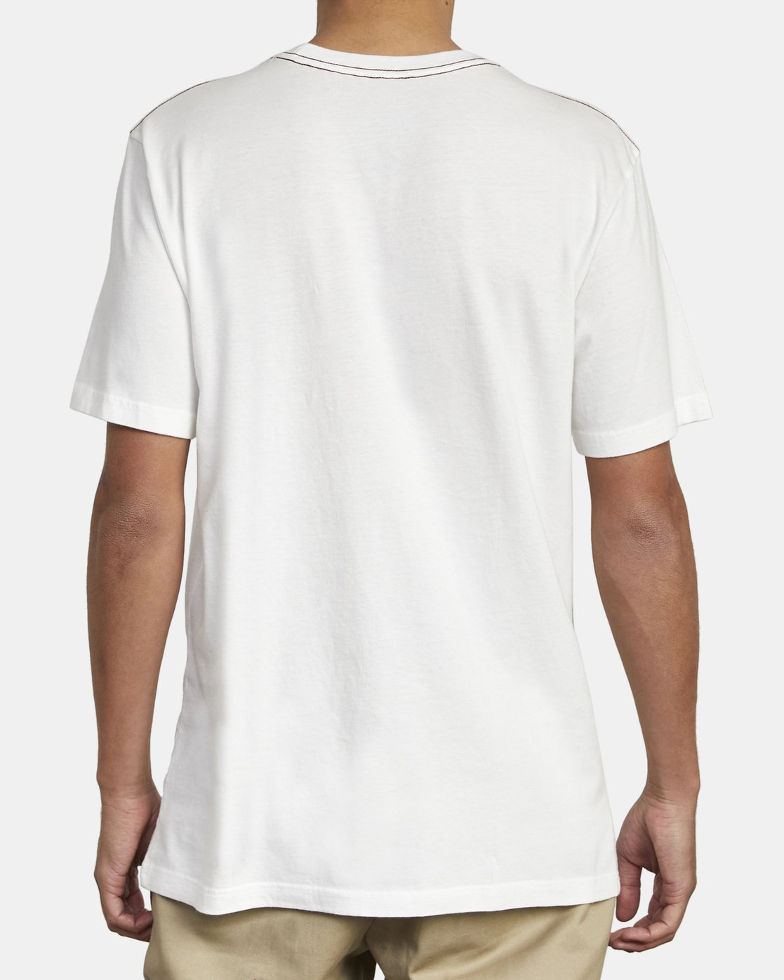 5 SPLITTER SEAL T-SHIRT White M4301RSP RVCA
