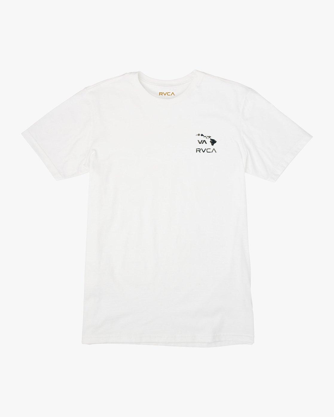 0 VA Islands T-Shirt  M430SRIS RVCA