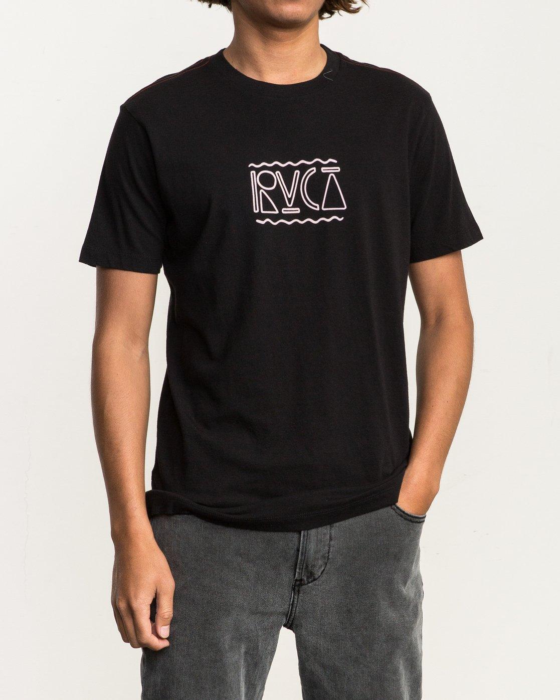 1 Venetian T-Shirt  M430SRVE RVCA