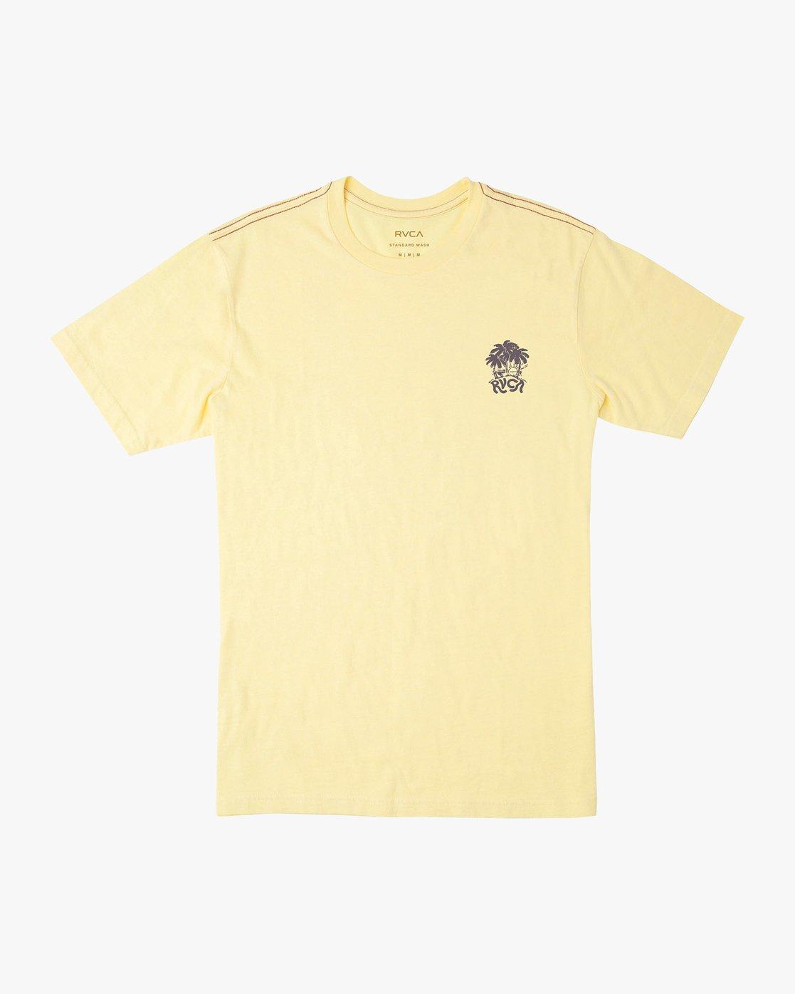 1 Alex Smith Anywhere T-Shirt Yellow M430URAN RVCA