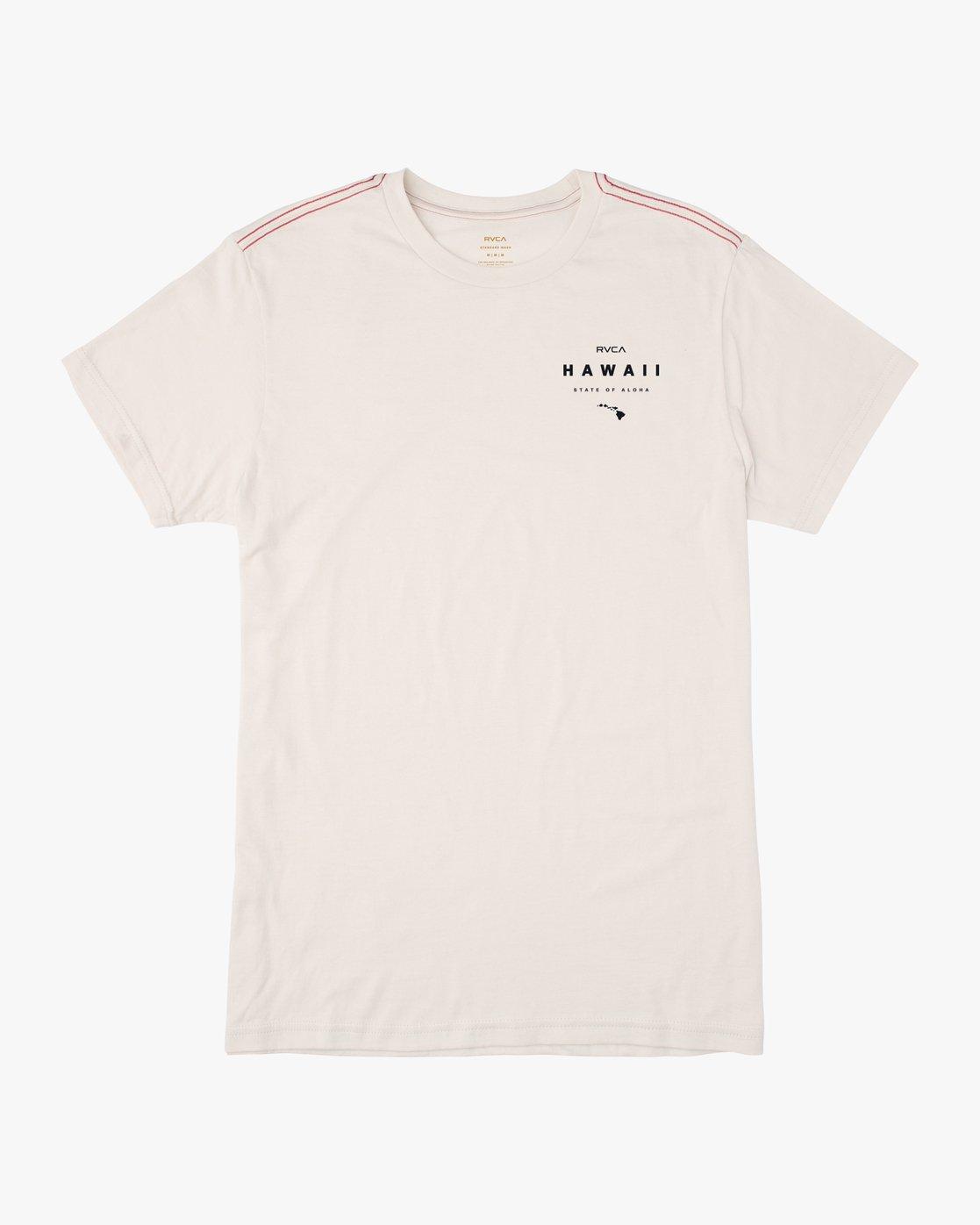 1 Da Aina Sphere T-Shirt White M430URDS RVCA