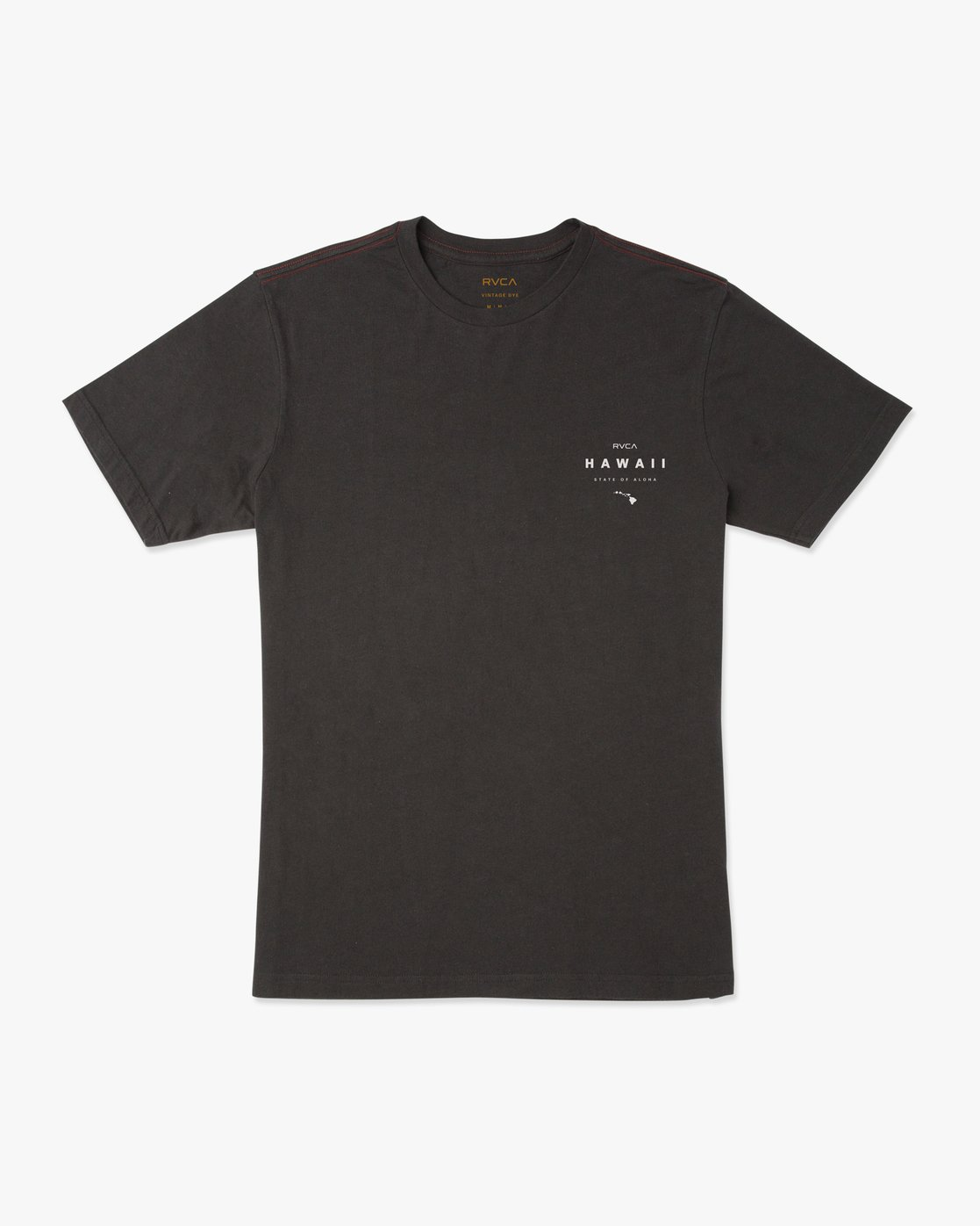 1 Da Aina Sphere T-Shirt Black M430URDS RVCA