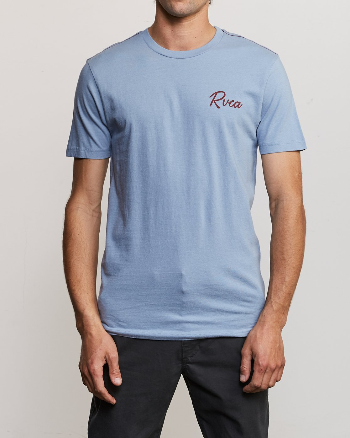 2 Mowgli Tropicale T-Shirt Blue M430URTR RVCA