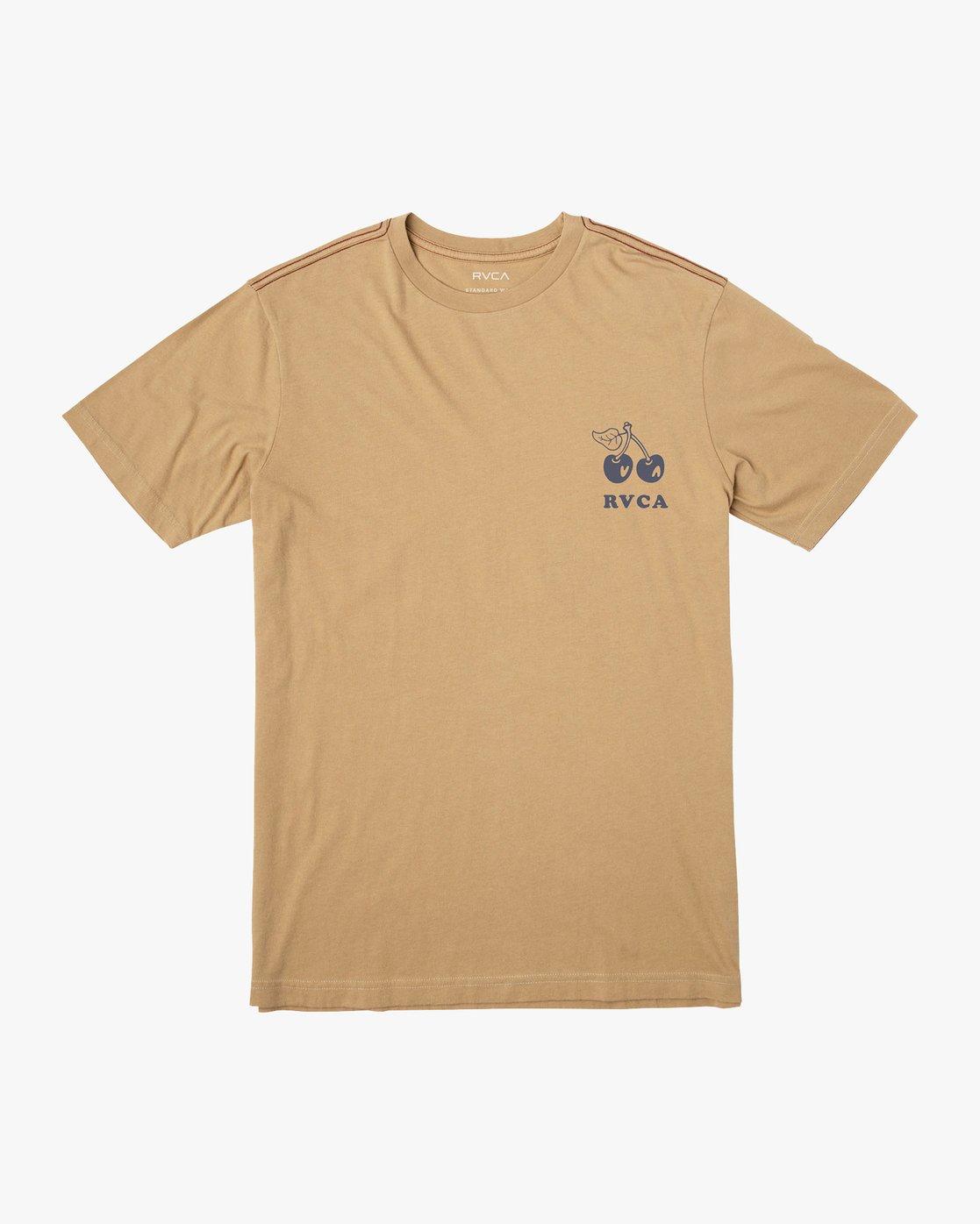 1 Bixby T-Shirt Yellow M430VRBI RVCA