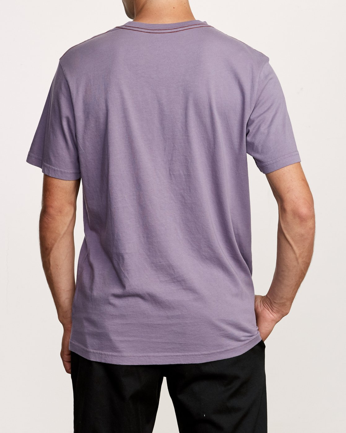 3 Beercroft Polinate T-Shirt Purple M430VRPO RVCA