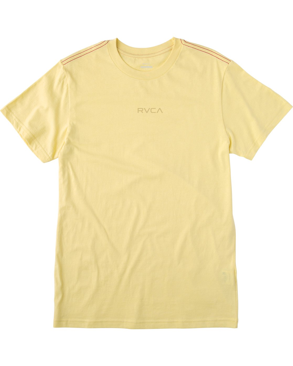 0 SMALL RVCA SHORT SLEEVE TEE Grey M430VRSM RVCA