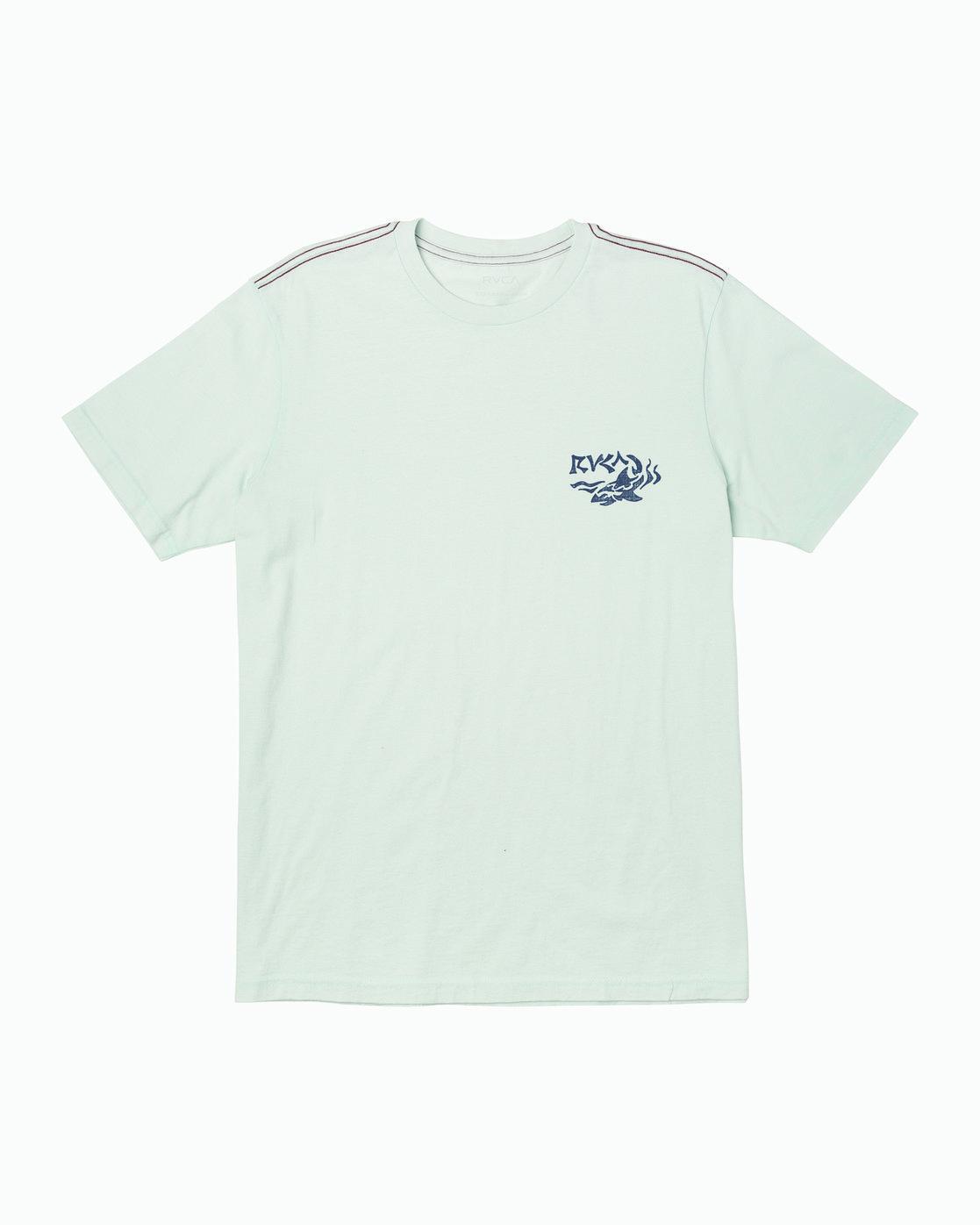 1 Castaway T-Shirt  M430WRCA RVCA