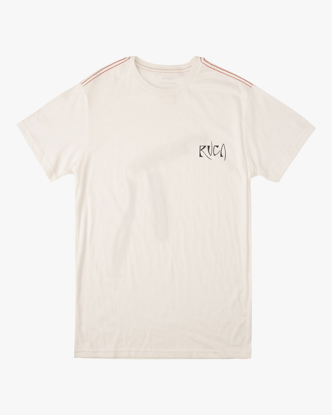 0 Alex Matus Dry Valley T-Shirt White M430WRDV RVCA