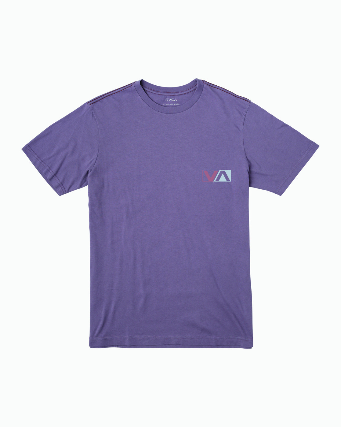 1 Lateral T-Shirt Purple M430WRLA RVCA