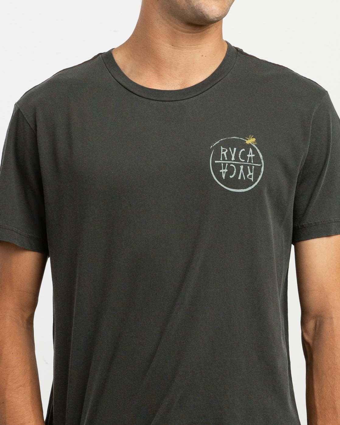 5 Ben Horton Hivemind T-Shirt Black M438TRHI RVCA