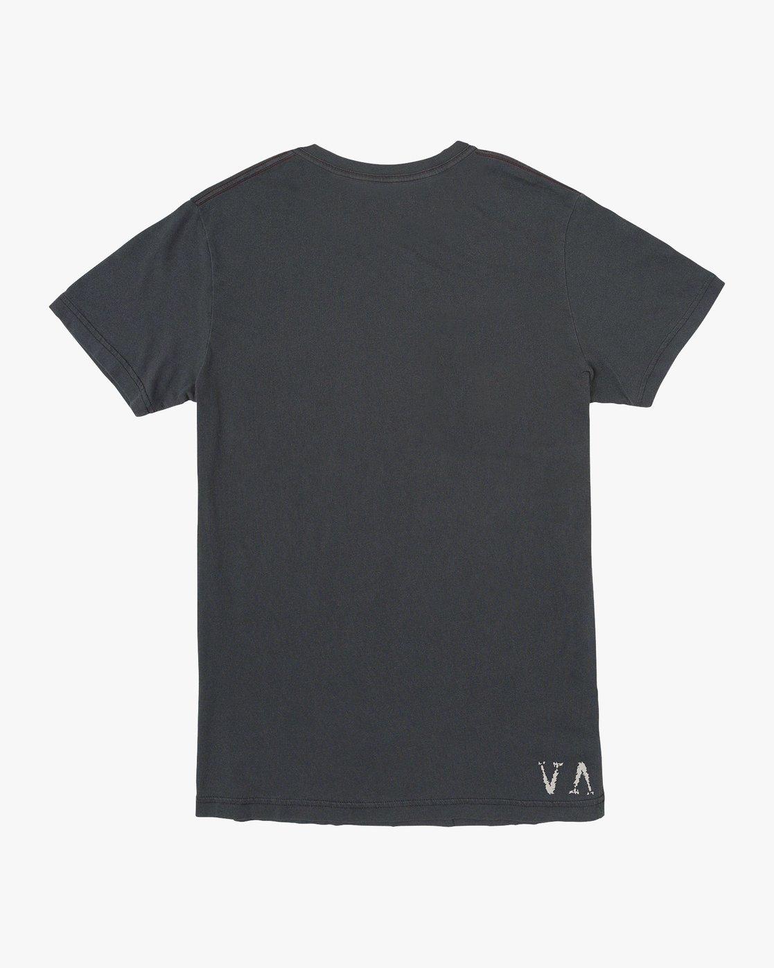 1 Johanna Olk Frosty Gaze T-Shirt Black M438URFR RVCA