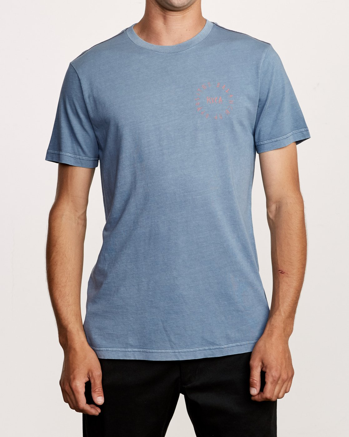 2 Hortonsphere T-Shirt Red M438VRHO RVCA
