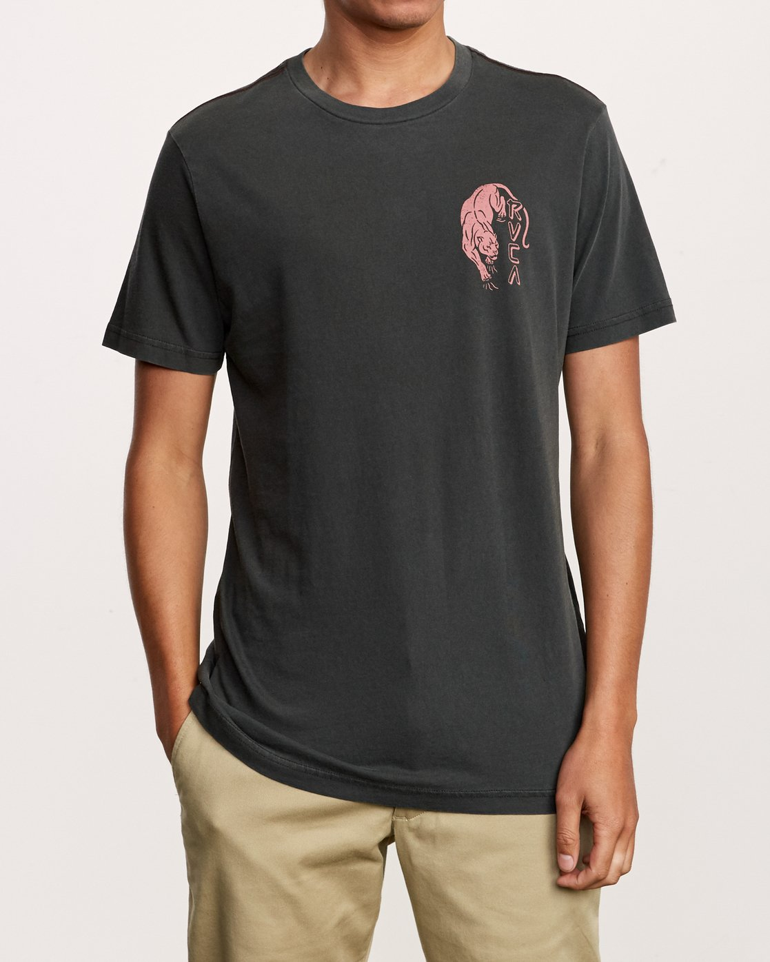 2 Prowler T-Shirt Black M438VRPR RVCA