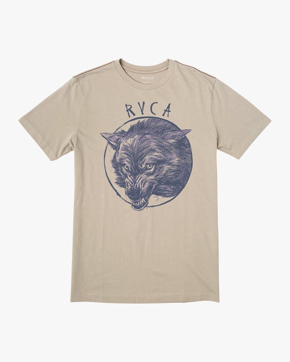 0 Ben Horton Snarl T-Shirt Multicolor M438VRSN RVCA