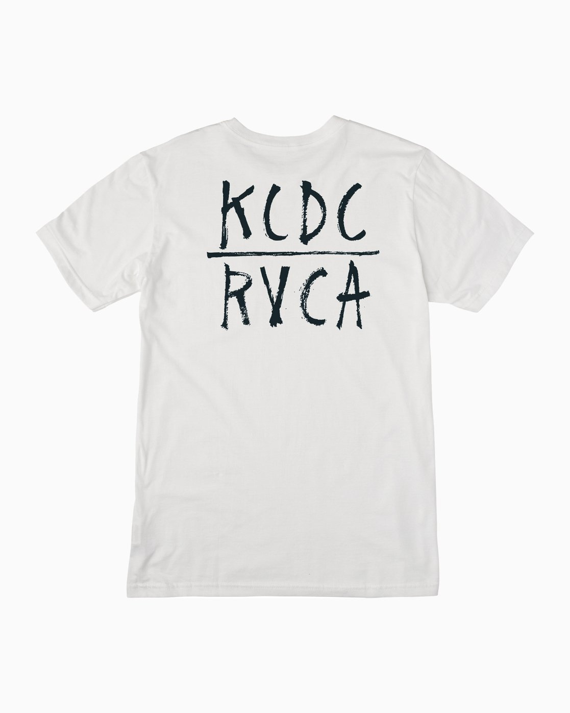 0 Ben Horton Stack KCDC Pocket T-Shirt  M439NRSM RVCA
