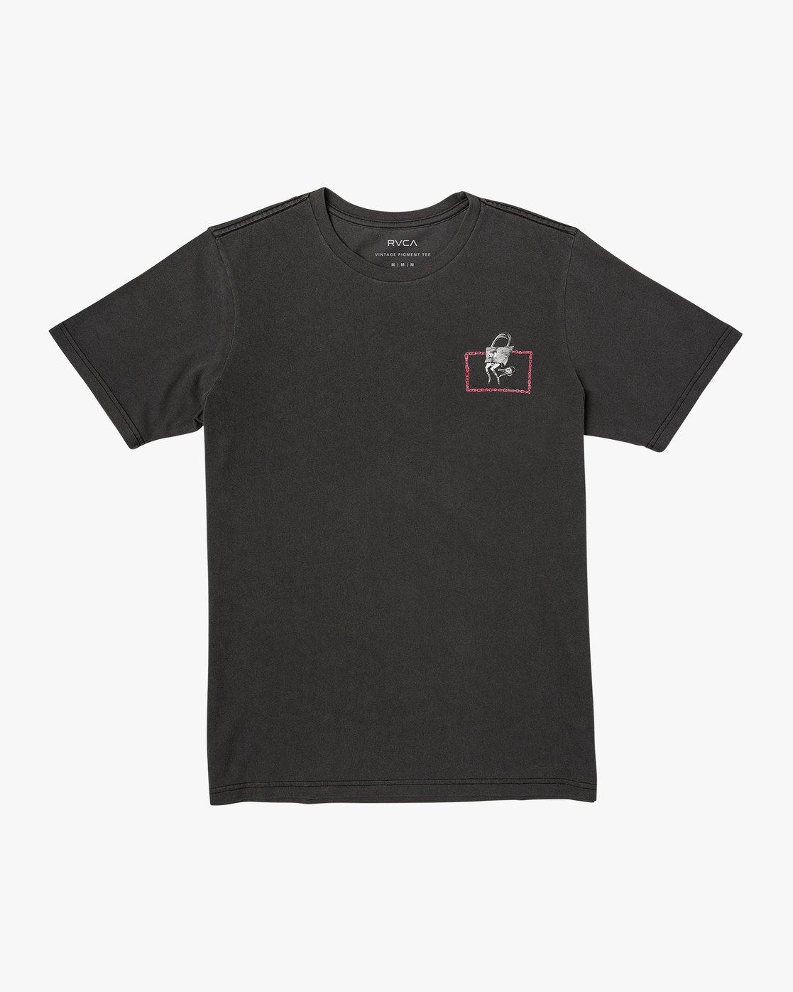 1 Spanky Conjoined T-Shirt Black M441WRCO RVCA