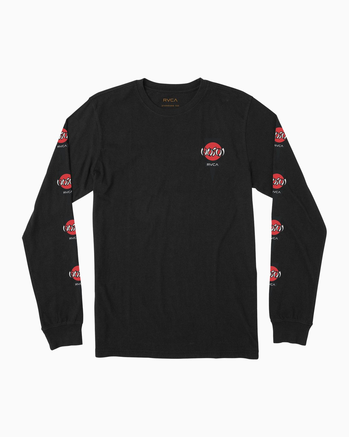 0 Christian Hosoi Long Sleeve T-Shirt  M451SRHS RVCA