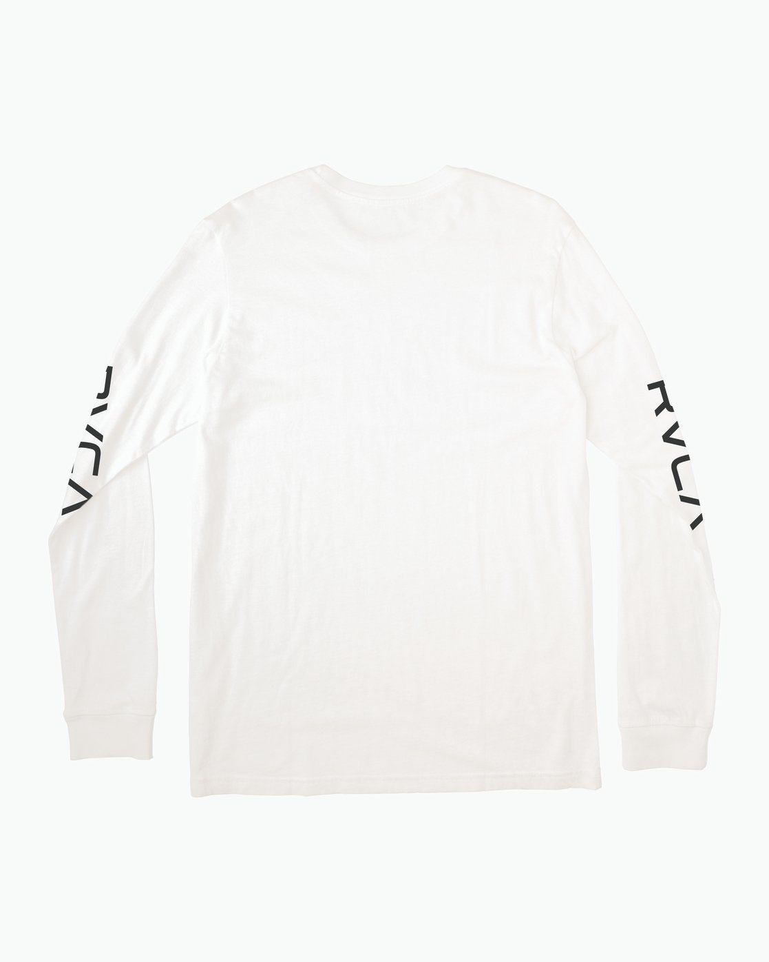 1 RVCA ANP Long Sleeve T-Shirt White M451SRRV RVCA
