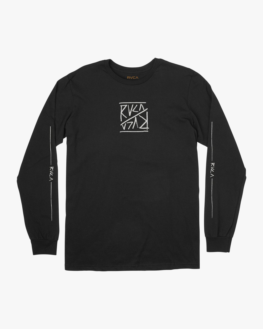 1 Flipper Long Sleeve T-Shirt  M451TRFL RVCA