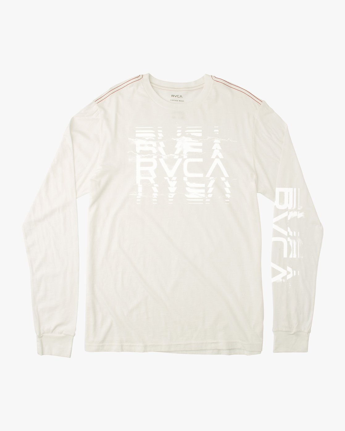 5af4b21a9 0 Big Torn Long Sleeve T-Shirt M453PRBI RVCA