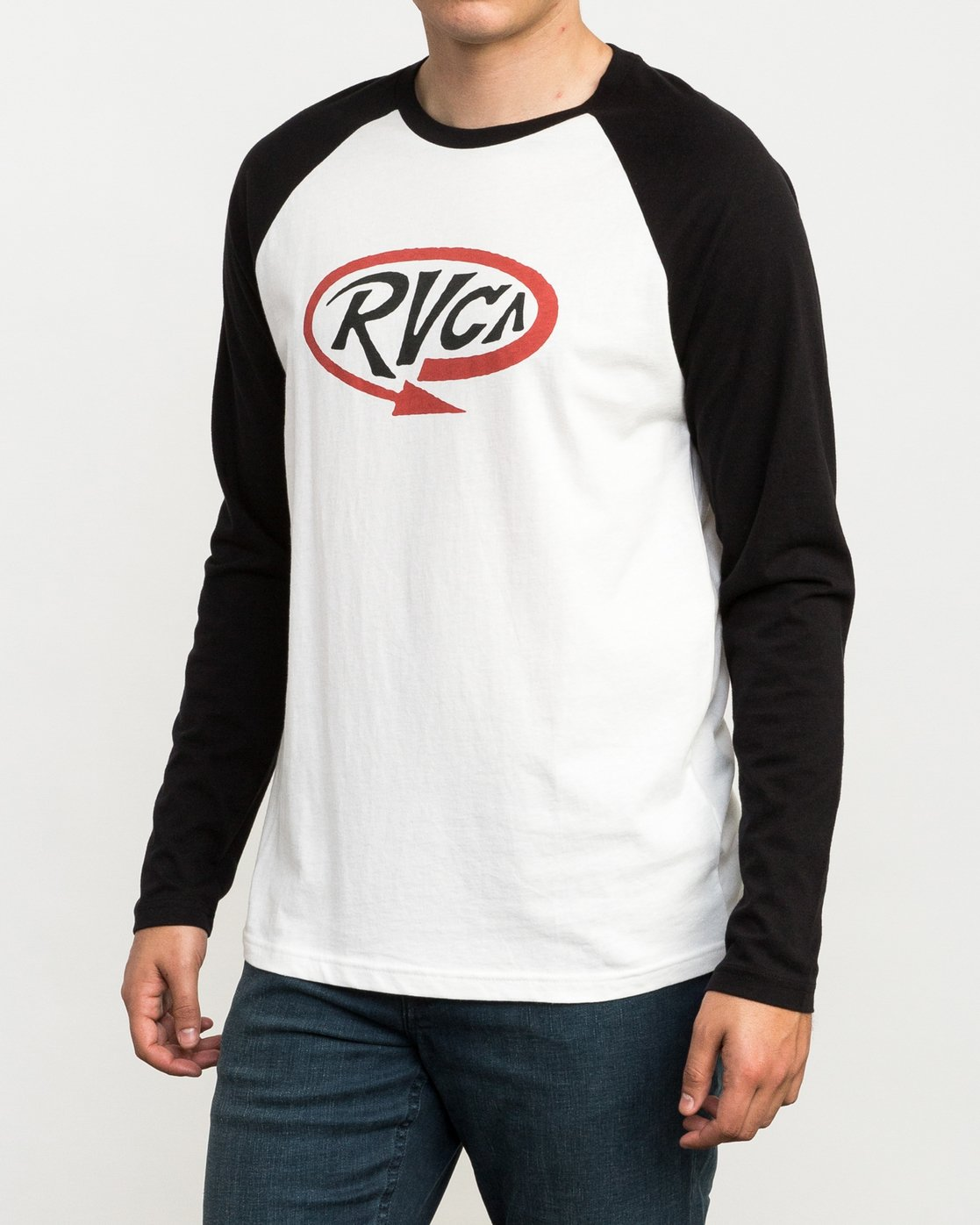 3 Looped T-Shirt  M454QRLO RVCA