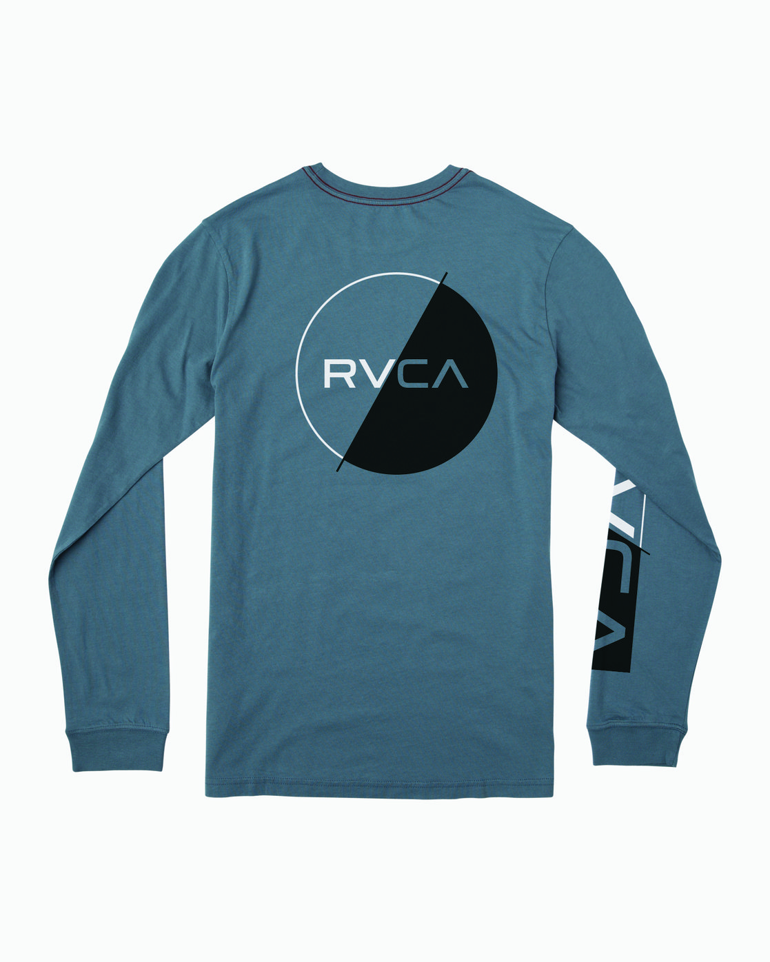 0 Lateral Long Sleeve T-Shirt Red M463WRLA RVCA
