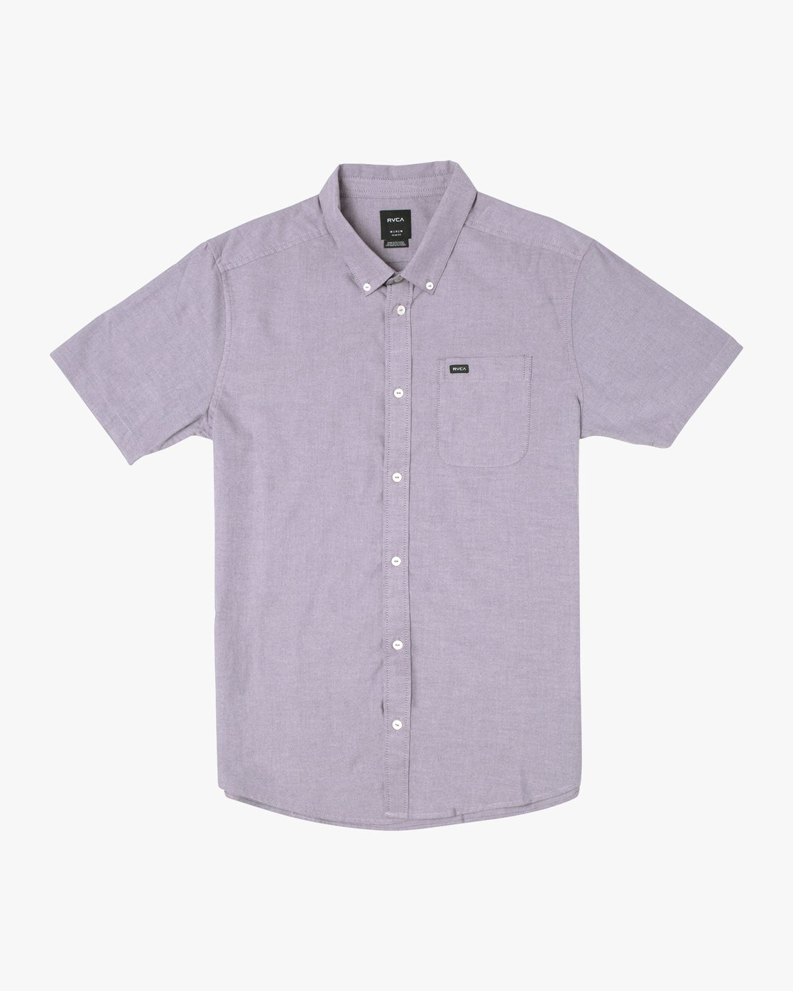 8 THAT'LL DO STRETCH BUTTON-UP SHIRT  M501VRTD RVCA