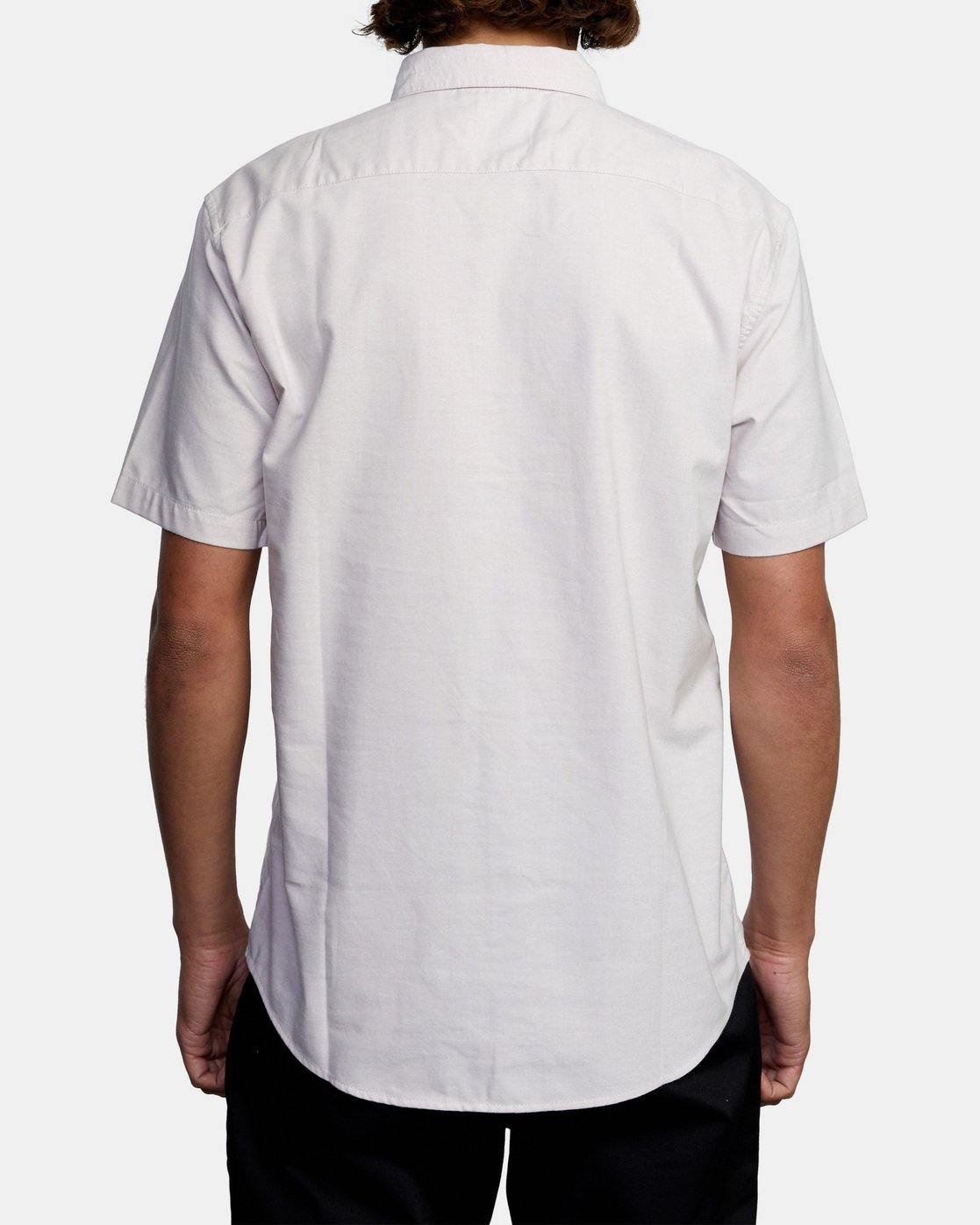 2 THATLL DO STRETCH SHORT SLEEVE SHIRT Grey M501VRTD RVCA