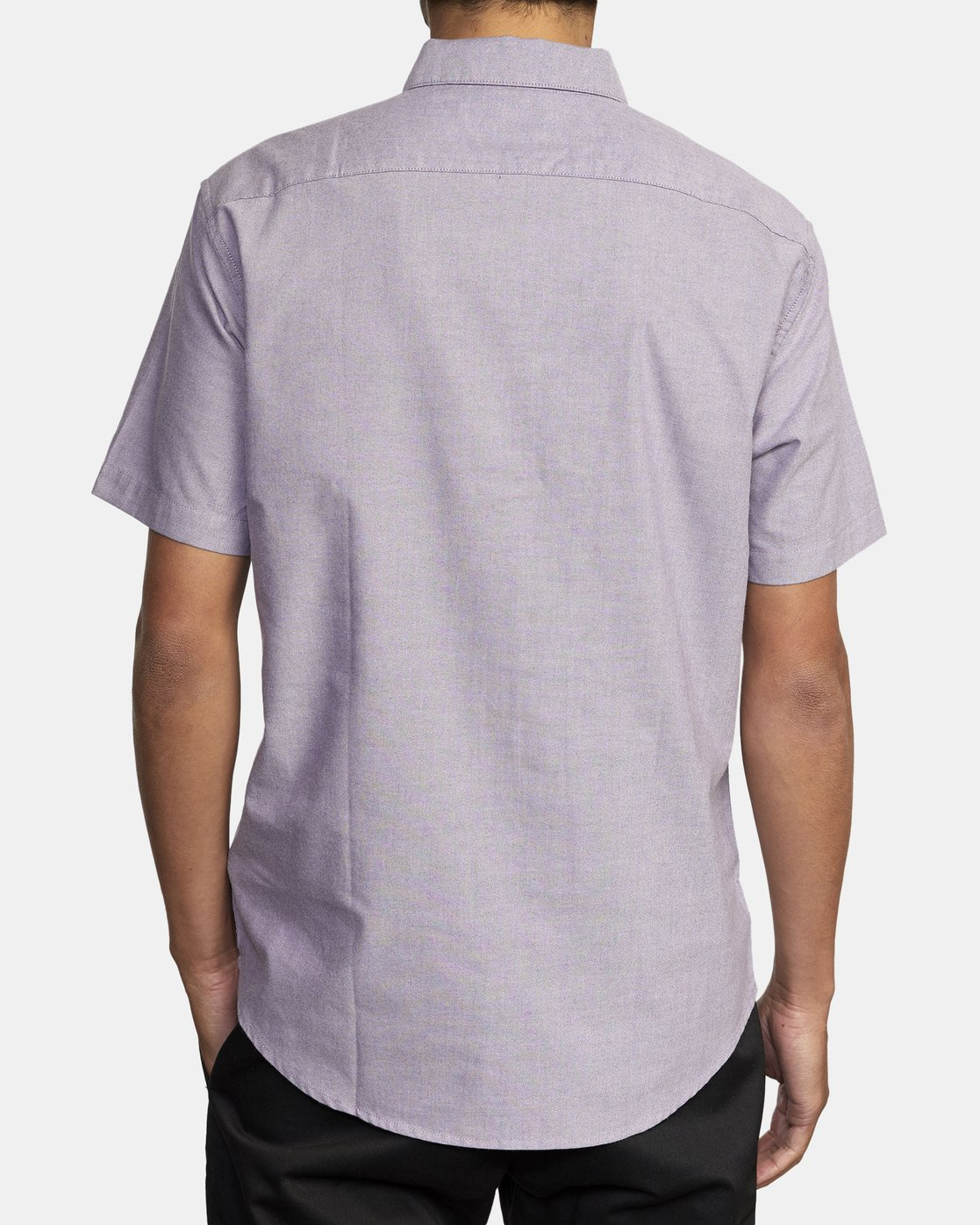 6 THAT'LL DO STRETCH BUTTON-UP SHIRT  M501VRTD RVCA