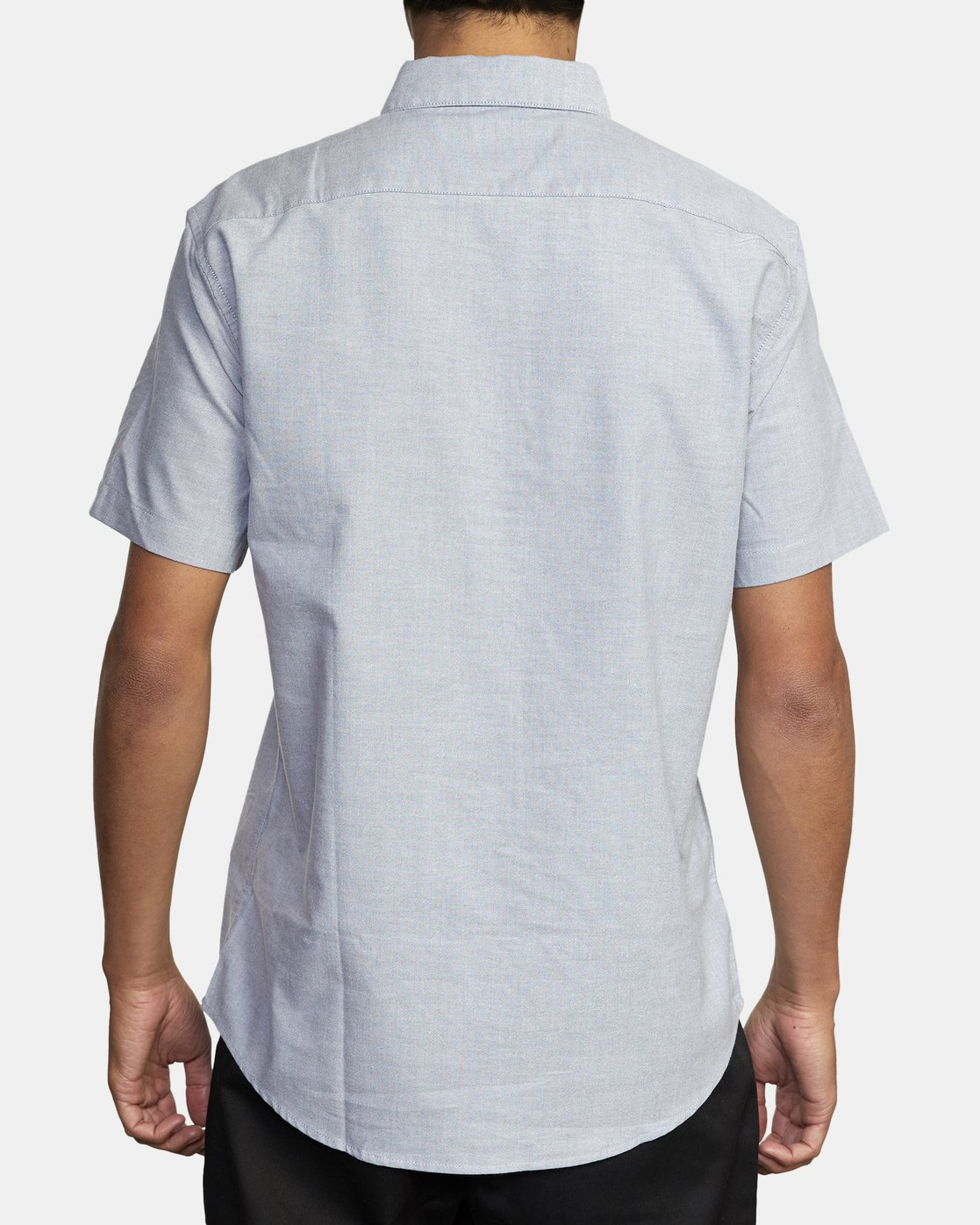 1 That'll Do Stretch Button-Up Shirt White M501VRTD RVCA