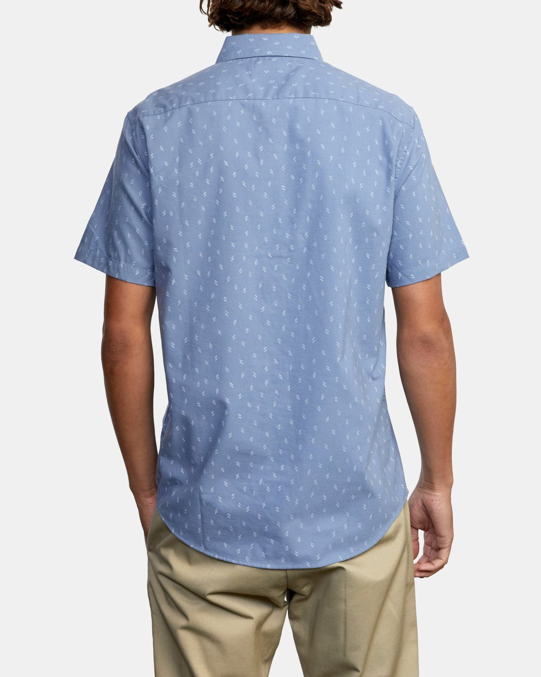 1 That'll Do Short Sleeve Shirt Grey M502VRTD RVCA