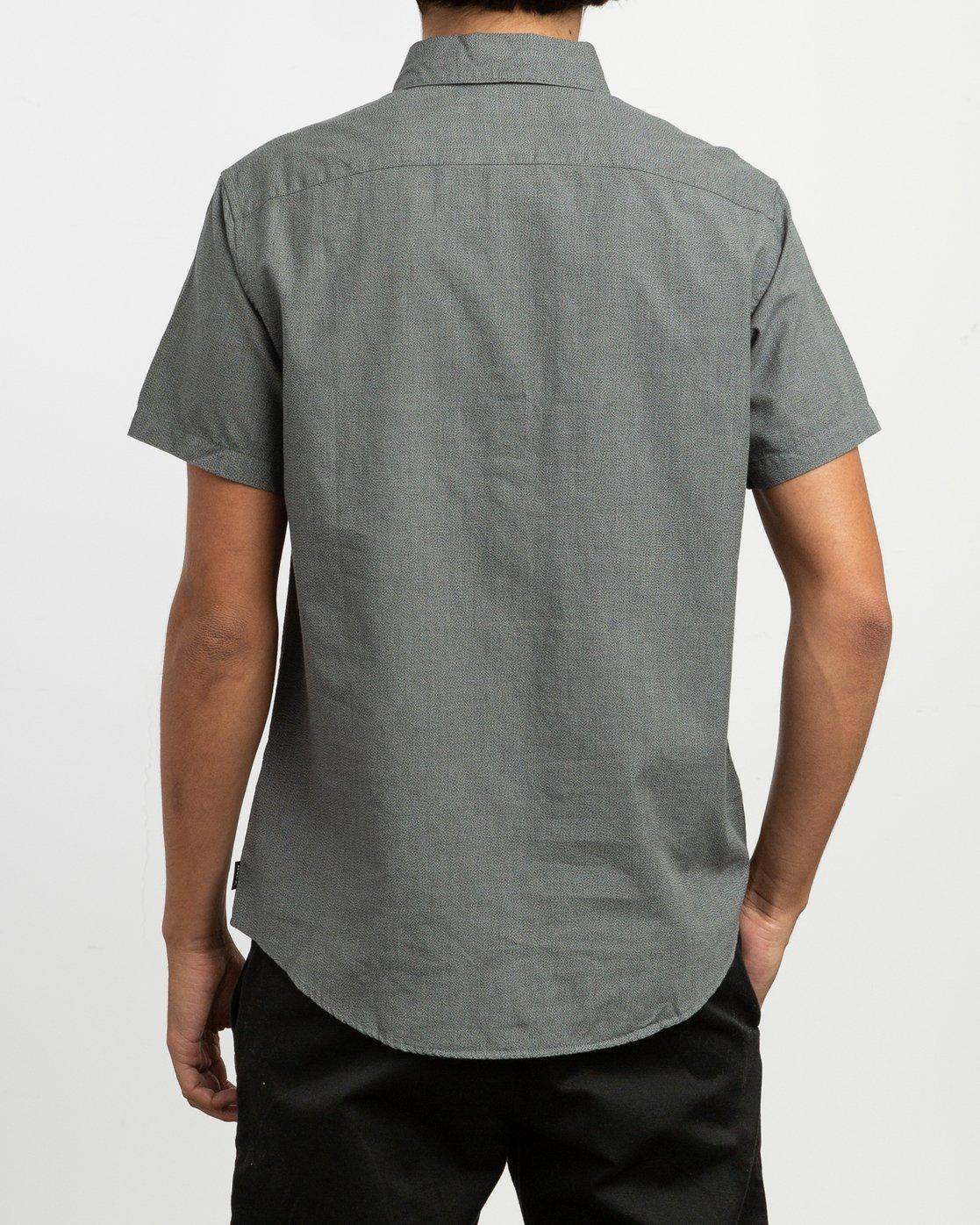 3 ANP Twist Shirt Black M504TRAT RVCA
