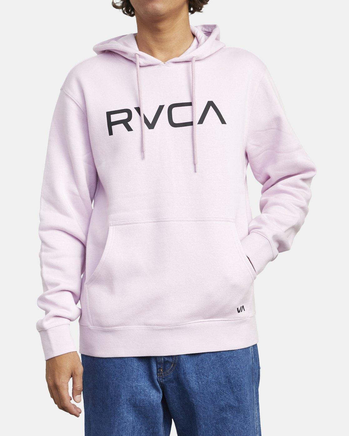 1 BIG RVCA HOODIE Multicolor M6023RBR RVCA