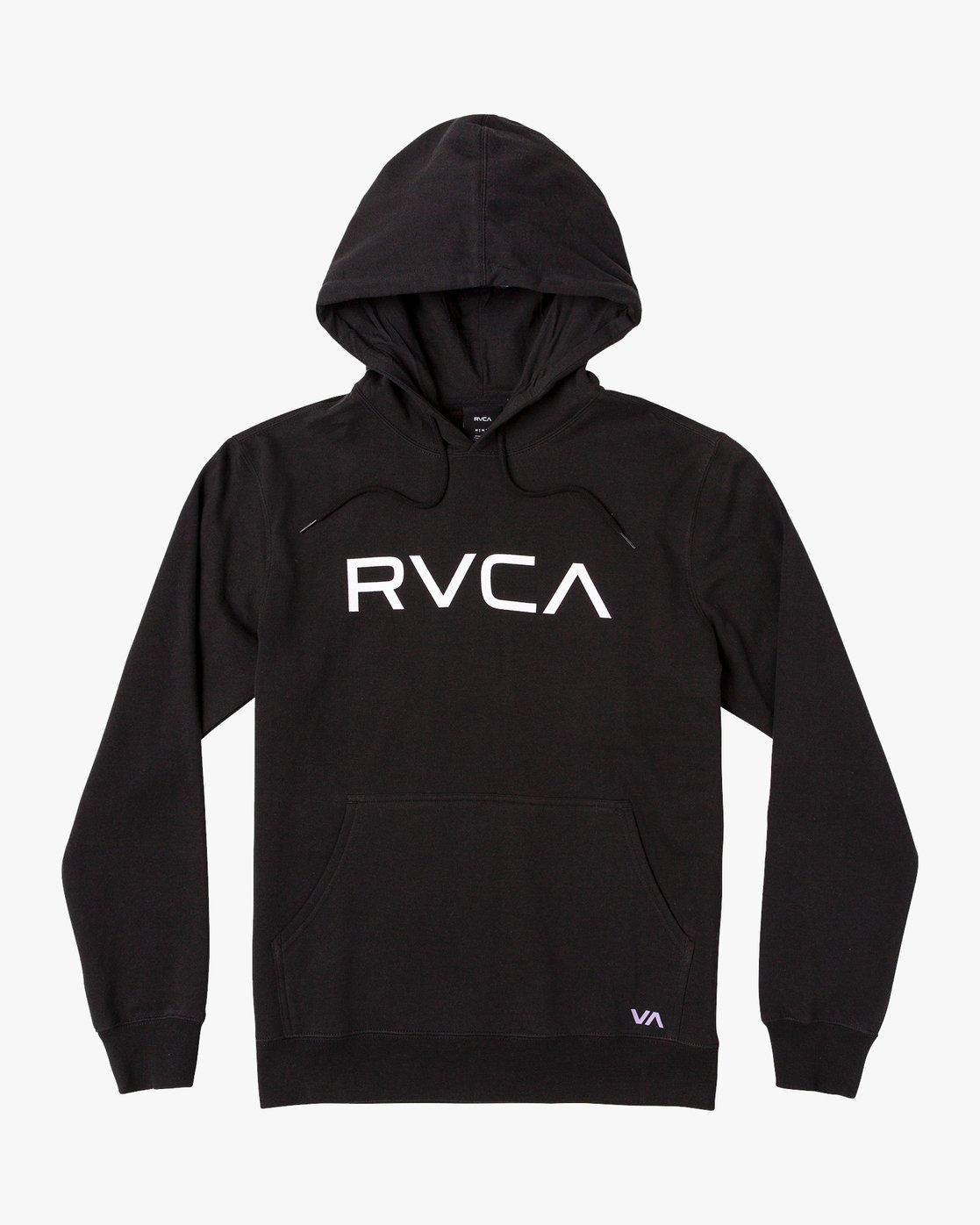 RVCA Big RVCA Hoodie - Black