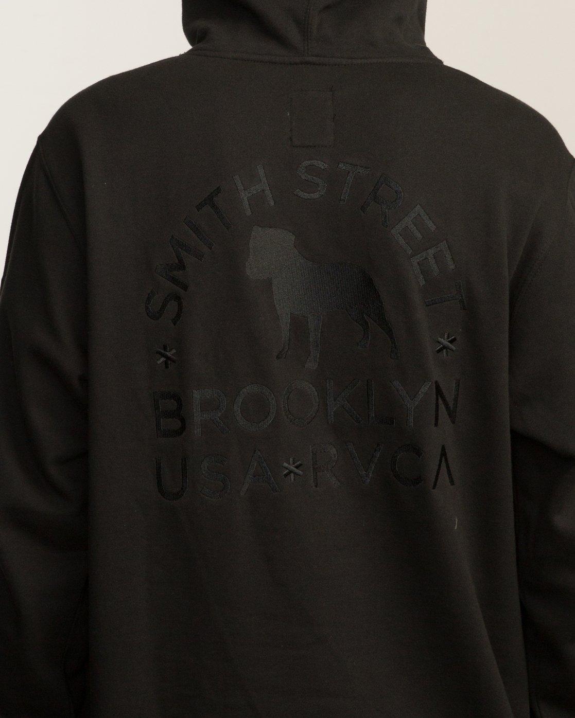 5 Smith Street Hoodie Black M602VRSS RVCA