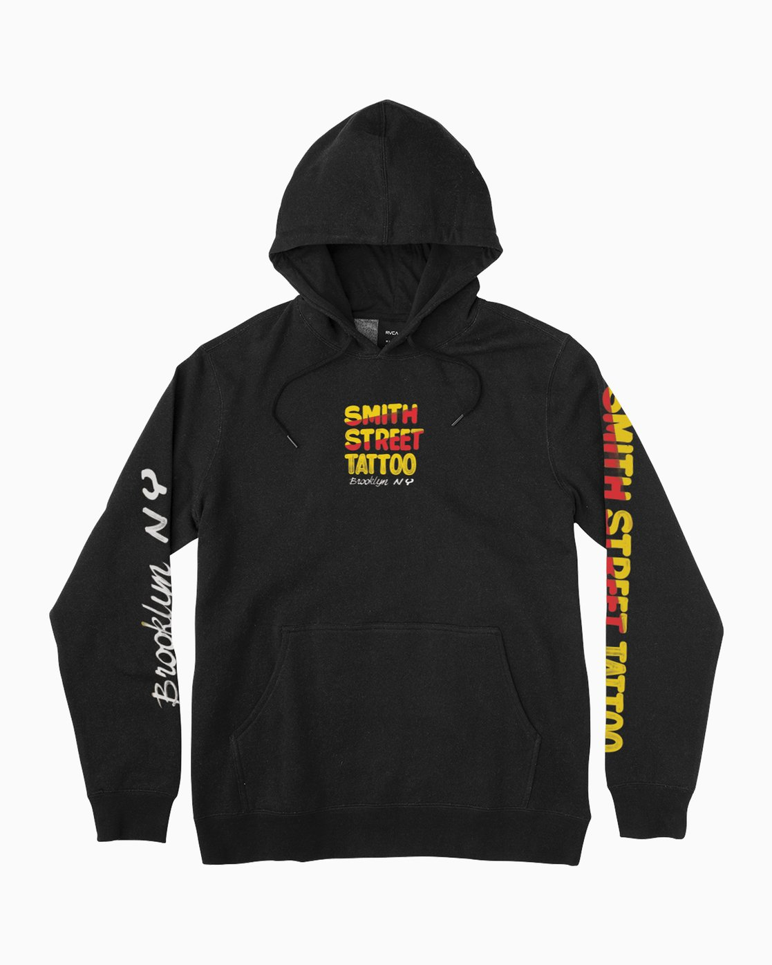 0 Smith Street Nurse Sign 1 Hoodie Black M622QRST RVCA