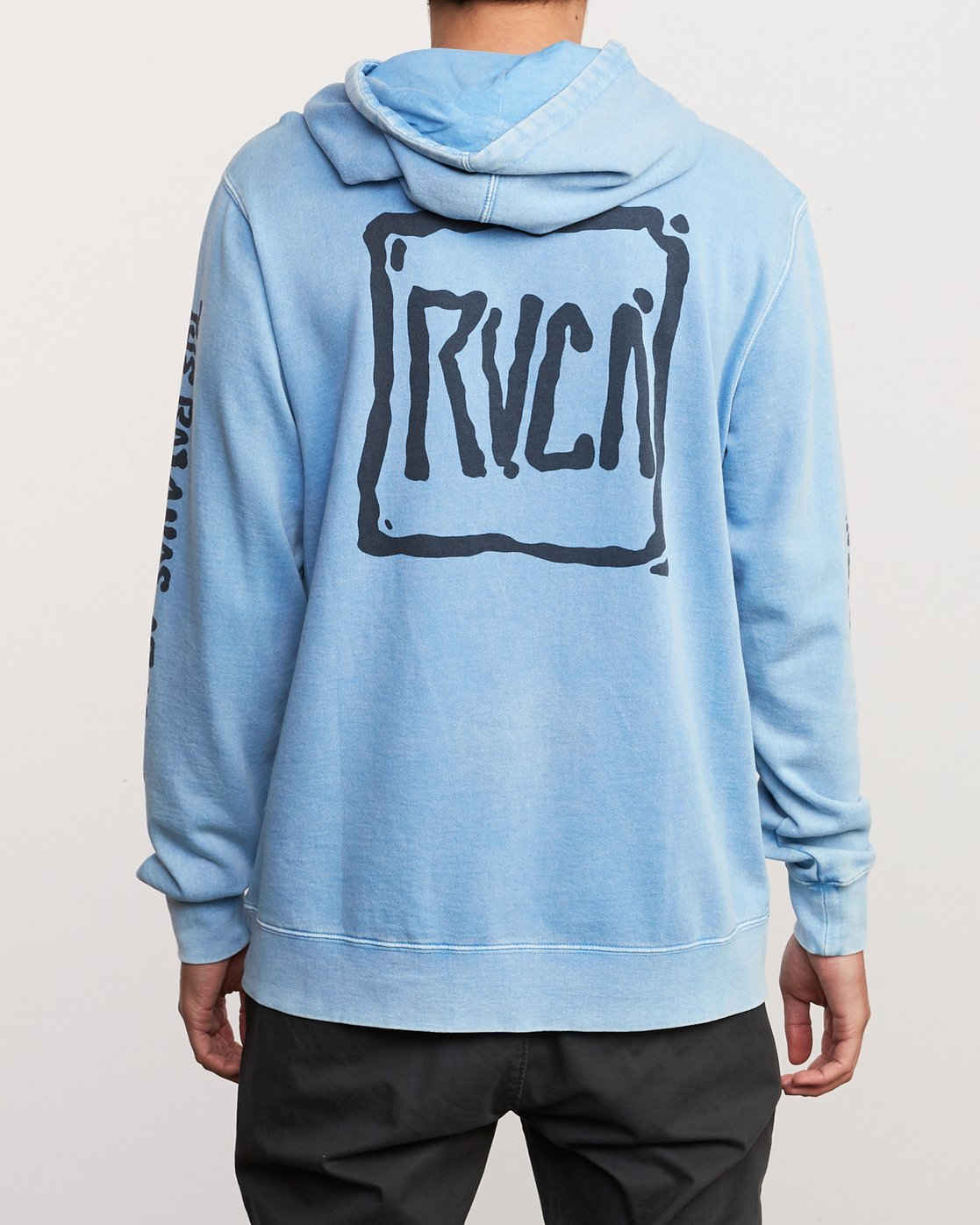 4 Travel Pack Hoodie Blue M622URTR RVCA