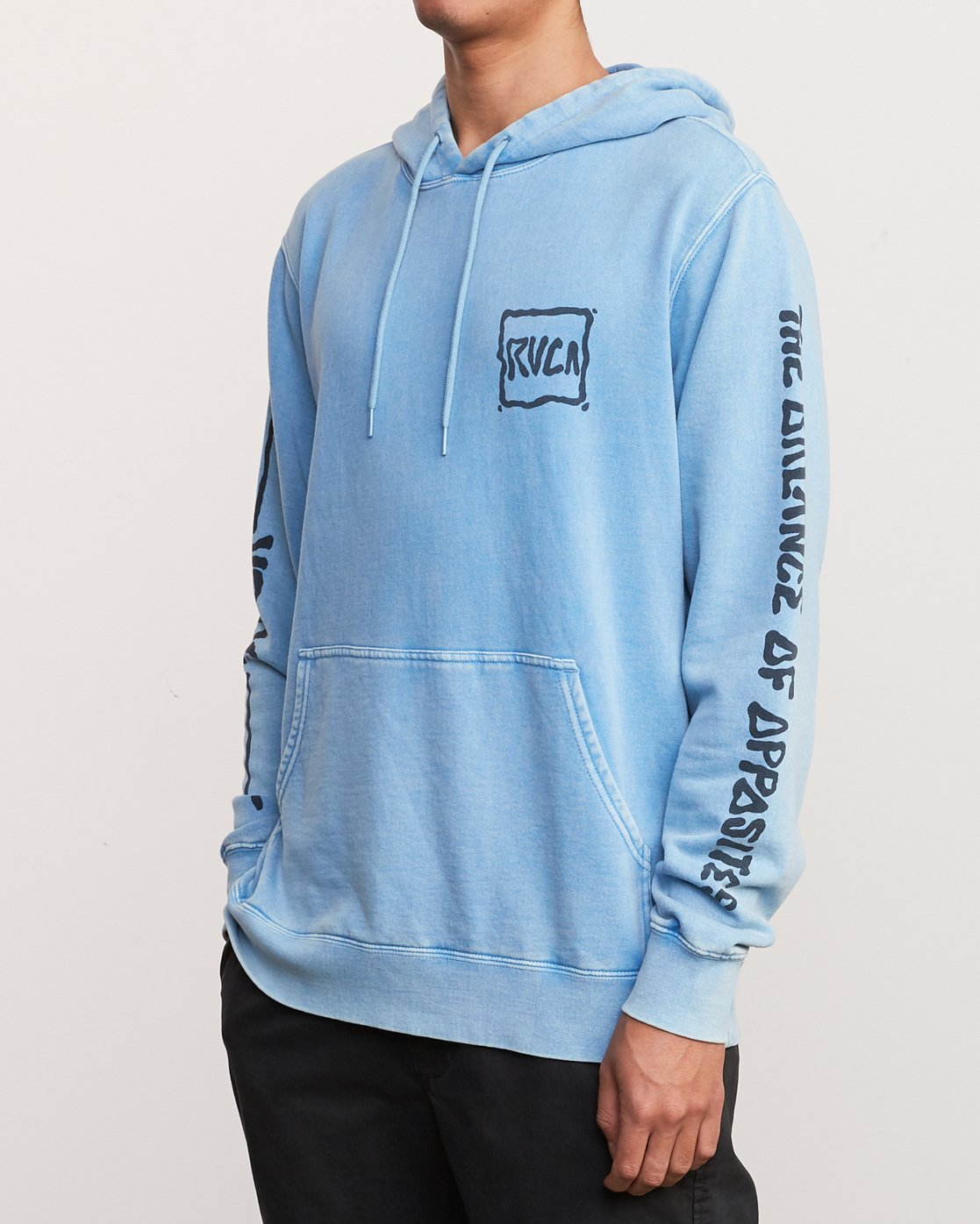 3 Travel Pack Hoodie Blue M622URTR RVCA
