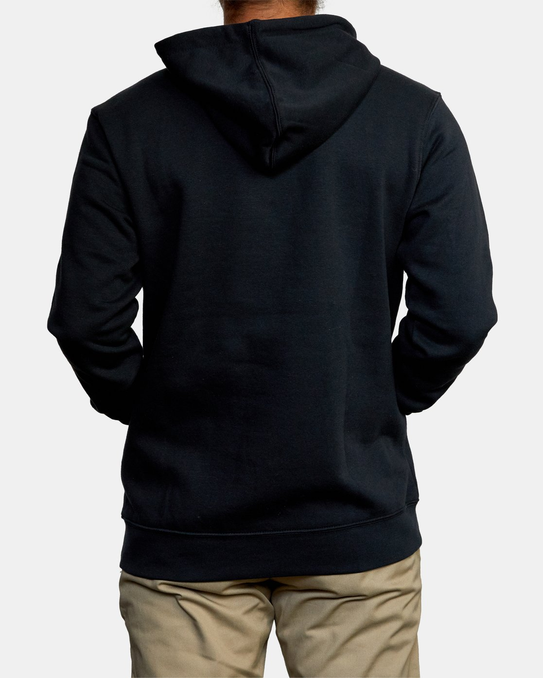 2 ASTRO HEX HOODIE Black M624WRAH RVCA
