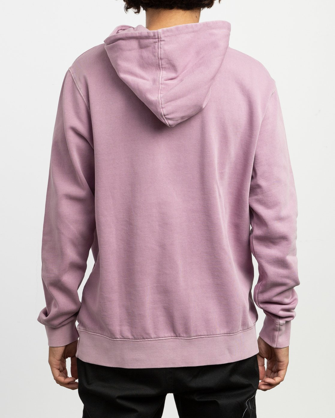 4 Little RVCA Tonally Hoodie Purple M628TRLI RVCA