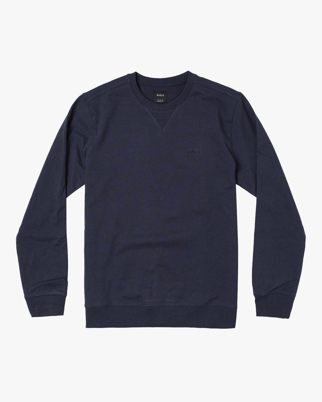 0 Hogan Crew Sweatshirt Blue M631WRHO RVCA