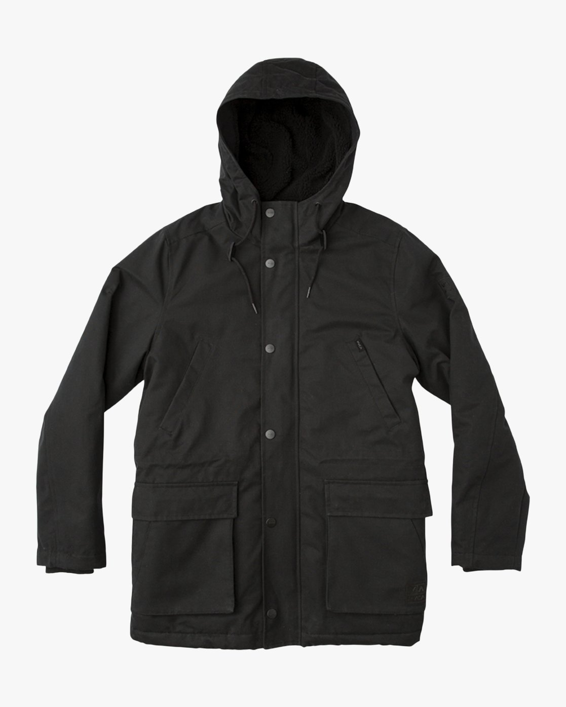 0 Ground Control II Jacket Black M701QRGC RVCA