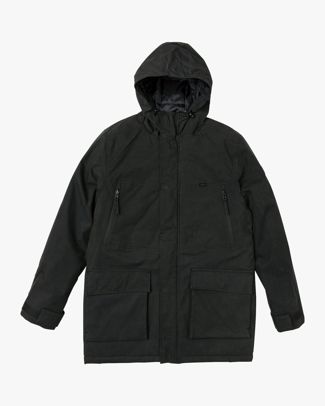 0 Patrol Parka Jacket Orange M701VRPA RVCA