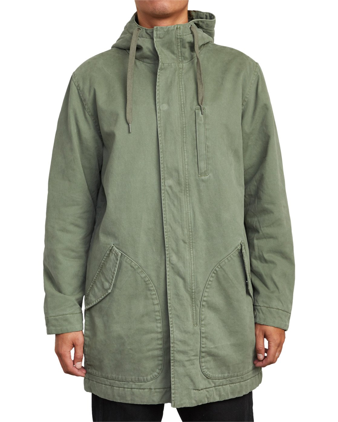 5 STANDARD ISSUE PARKA 2 JACKET Multicolor M7113RSI RVCA