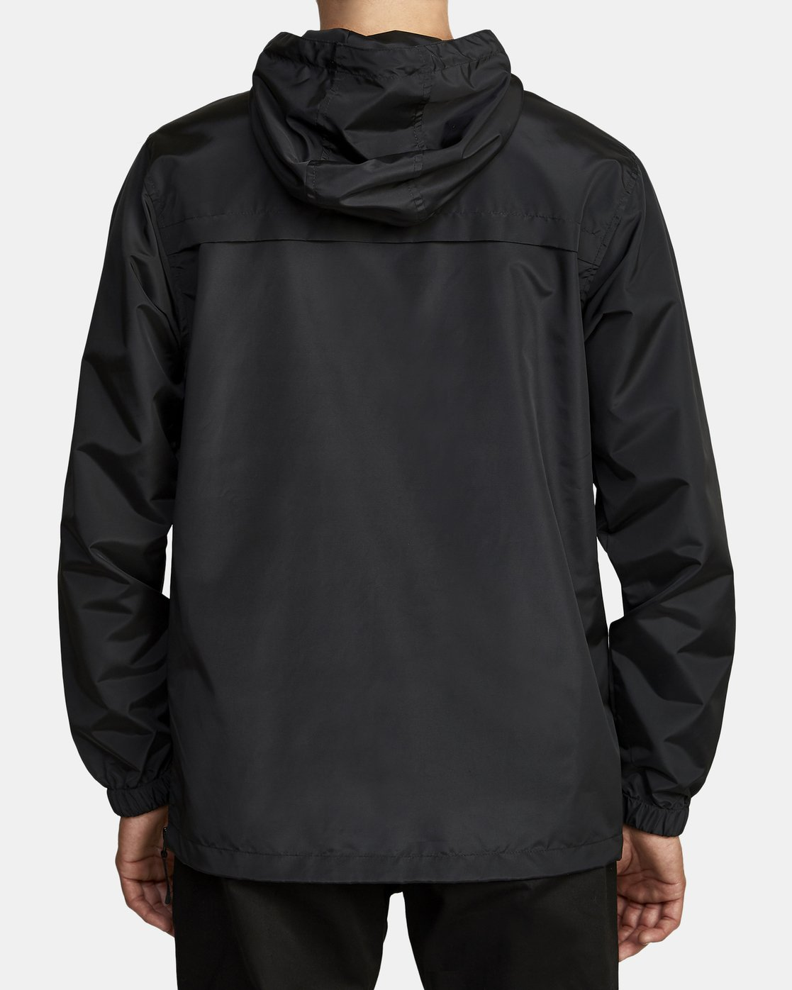 2 Killer Anorak Jacket Black M722VRKI RVCA
