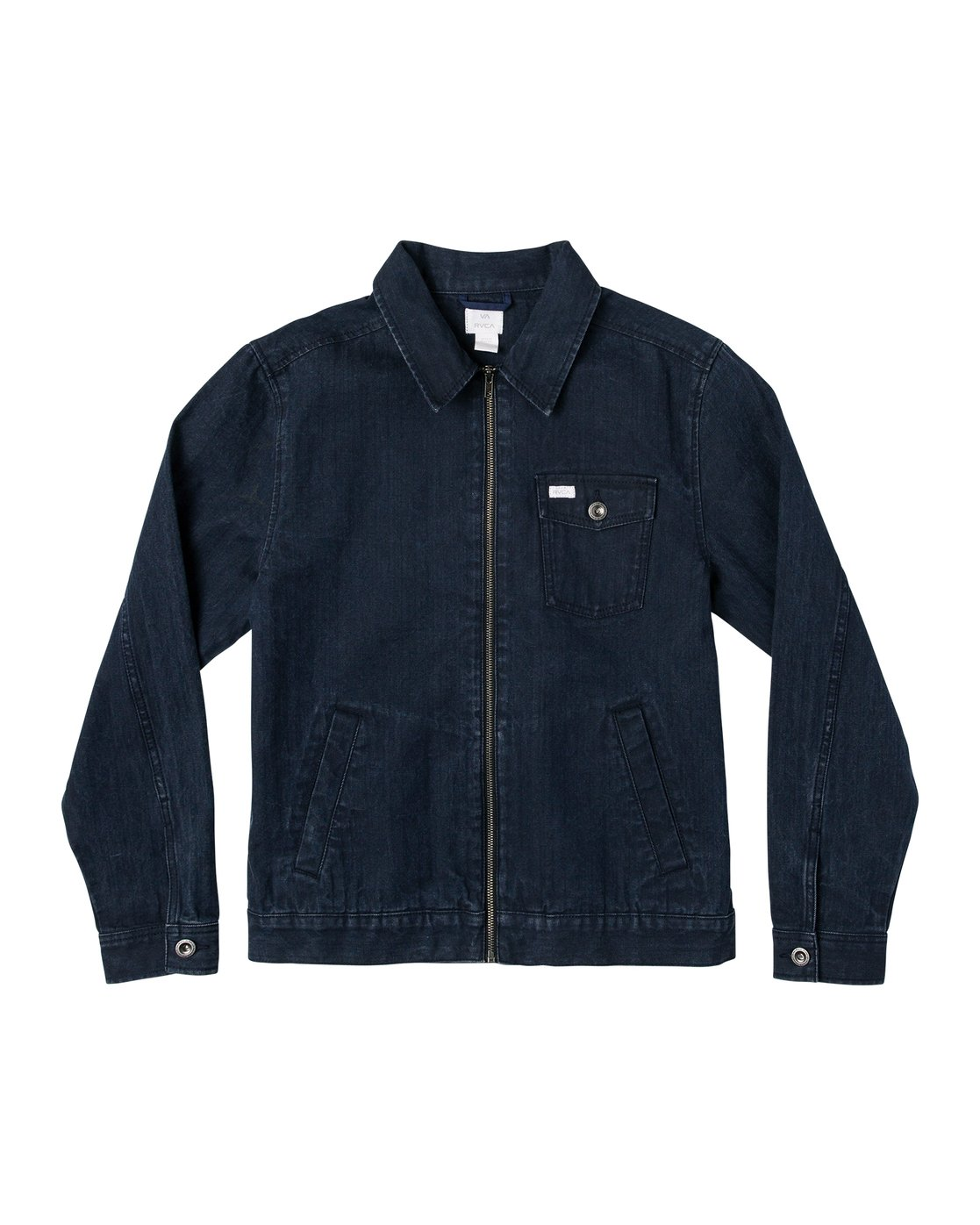 0 Hi-Grade Denim Jacket Blue M750VRHG RVCA