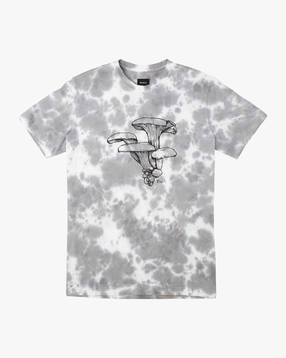 0 Sage Vaughn Tie-Dye T-Shirt White M907TRVS RVCA